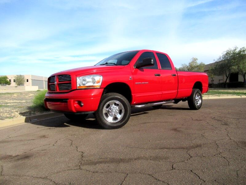 2006 Dodge Ram 2500 Sport Quad Cab Long Bed 4WD