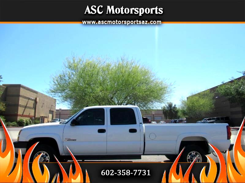 2006 Chevrolet Silverado 2500HD LT1 Crew Cab Long Bed 2WD