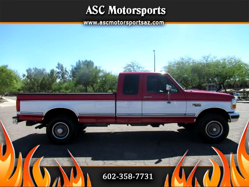 1994 Ford F-250 XLT SuperCab 4WD