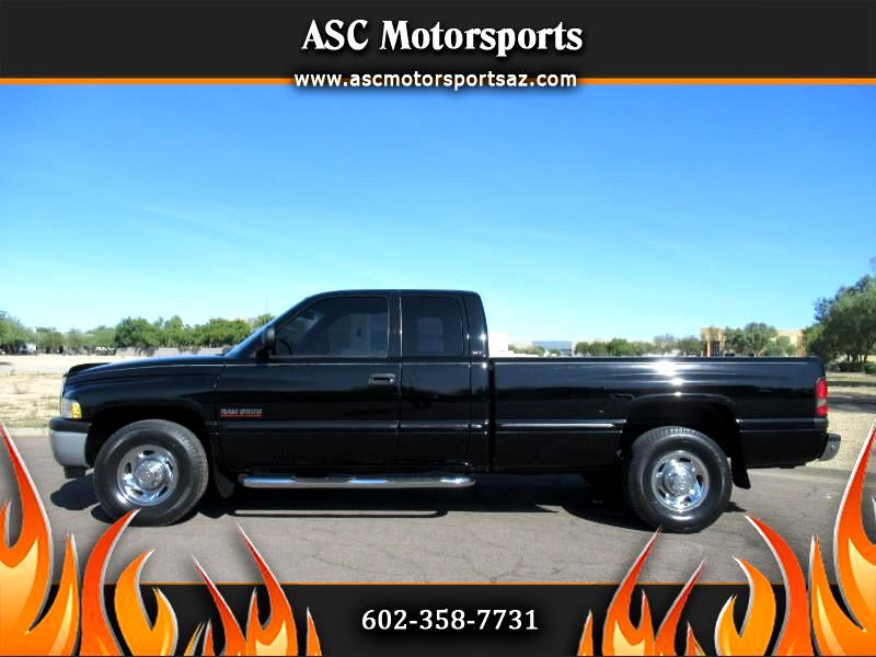 Dodge Ram 2500 Quad Cab 8-ft. Bed 2WD 1998