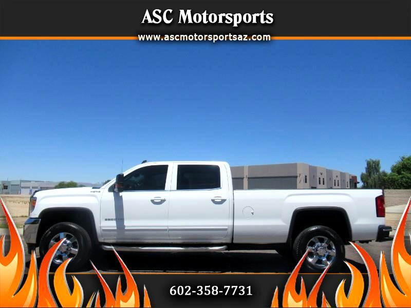 GMC Sierra 3500HD SLE Crew Cab Long Box 4WD 2015