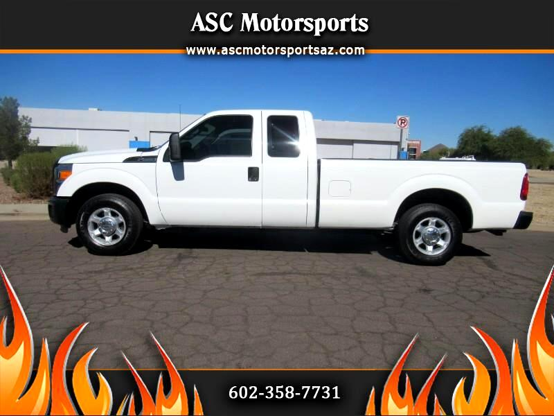 Ford F-250 SD XL SuperCab Long Bed 2WD 2015