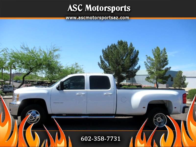 Chevrolet Silverado 3500HD LTZ Crew Cab Long Box 4WD 2013