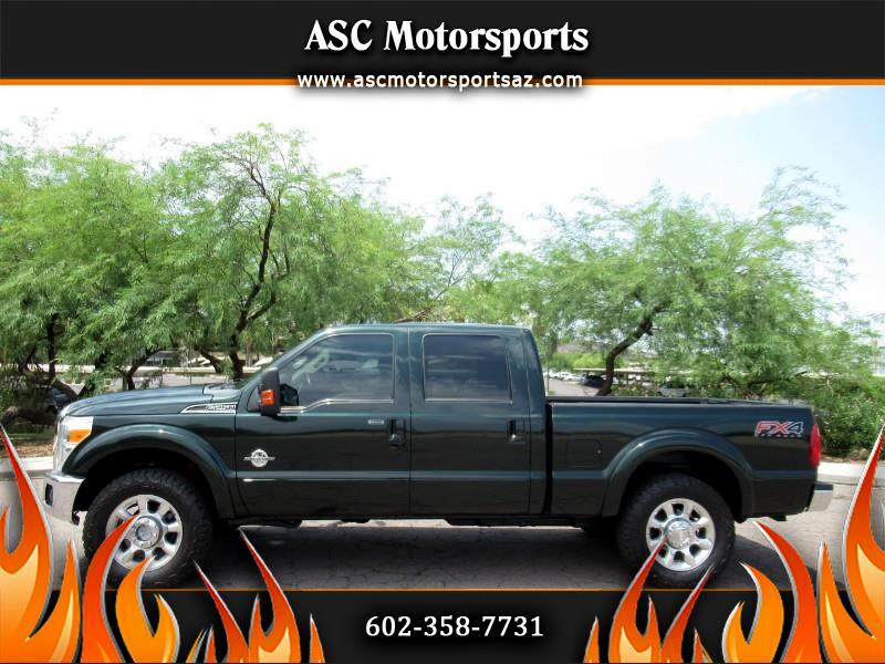 Ford F-250 SD XLT Crew Cab Short Bed 4WD 2012