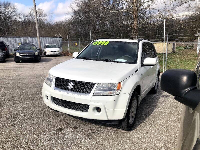 2008 Suzuki Grand Vitara Luxury 2WD
