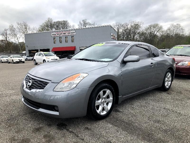 2008 Nissan Altima 2.5 S Coupe