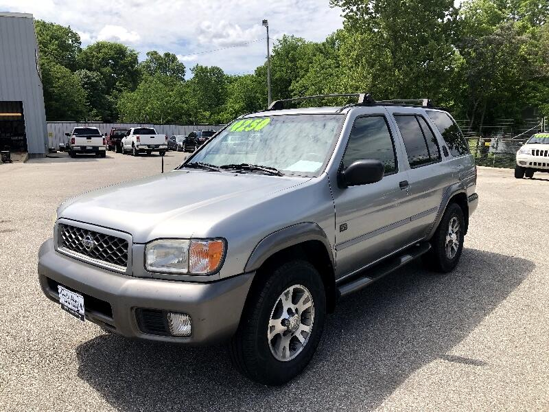 1999 Nissan Pathfinder (1999-5) XE 2WD