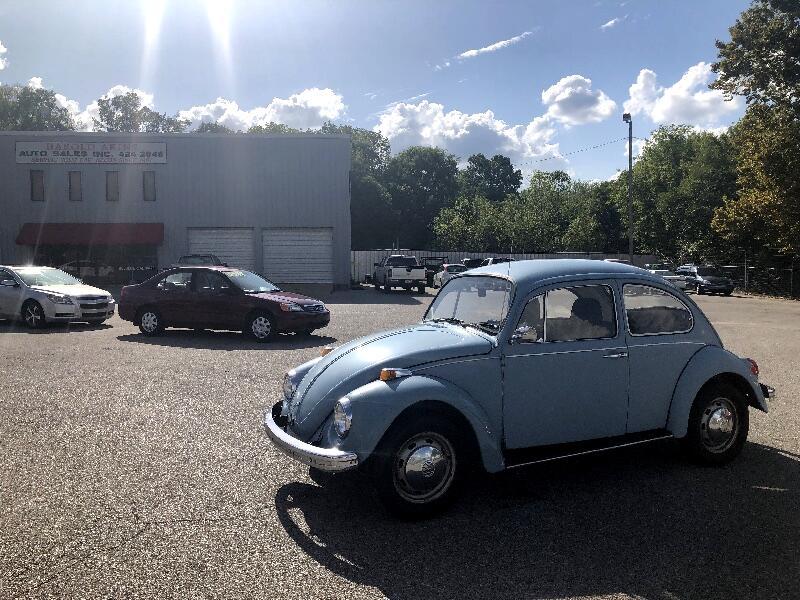 1970 Volkswagen Beetle 1.8T S