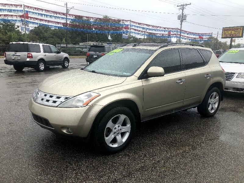 Nissan Murano S 2WD 2005