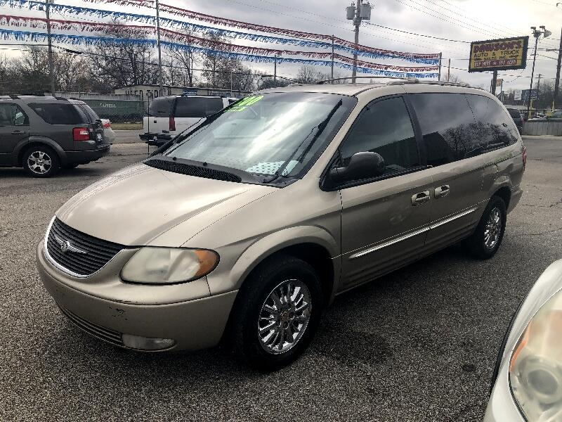Chrysler Town & Country Limited 2002