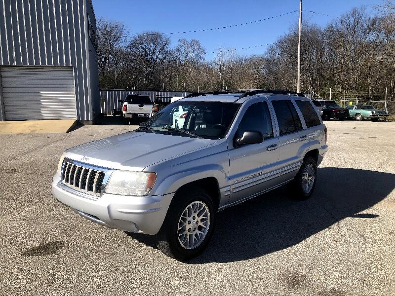 Jeep Grand Cherokee Limited 2WD 2004