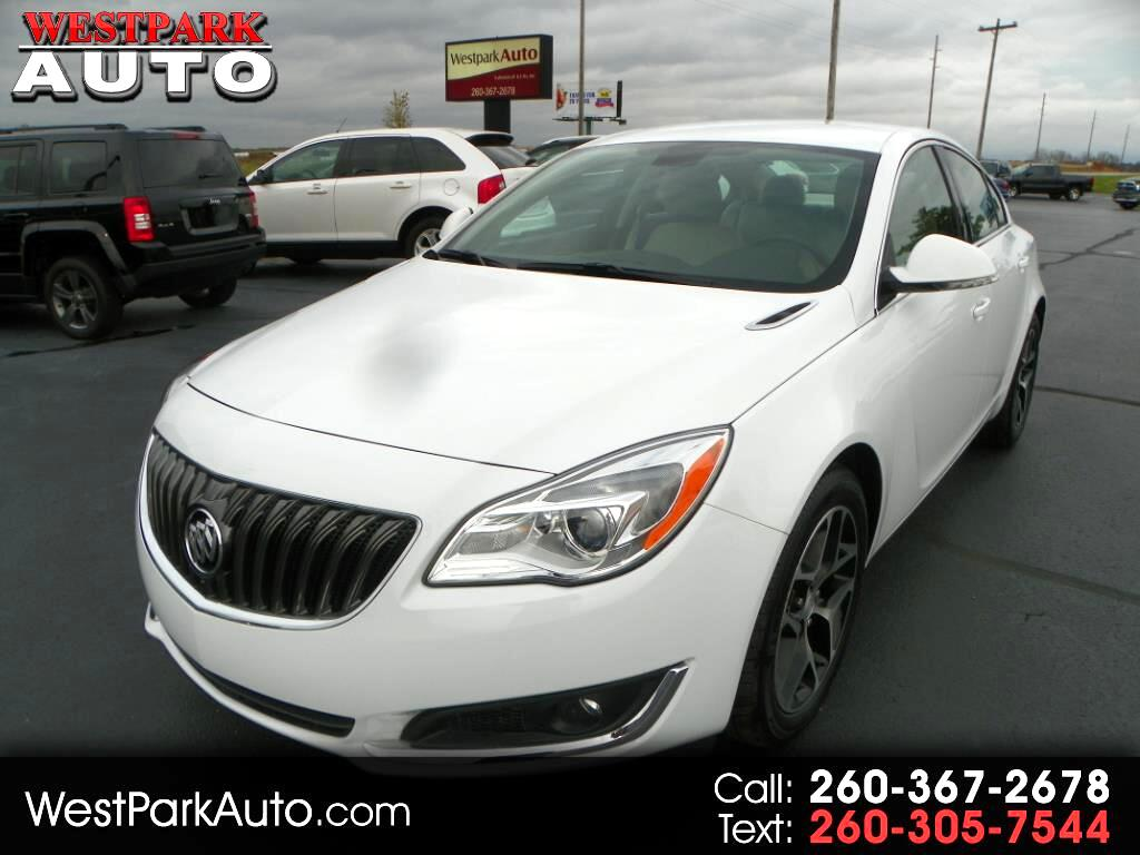 2017 Buick Regal 4dr Sdn Sport Touring FWD
