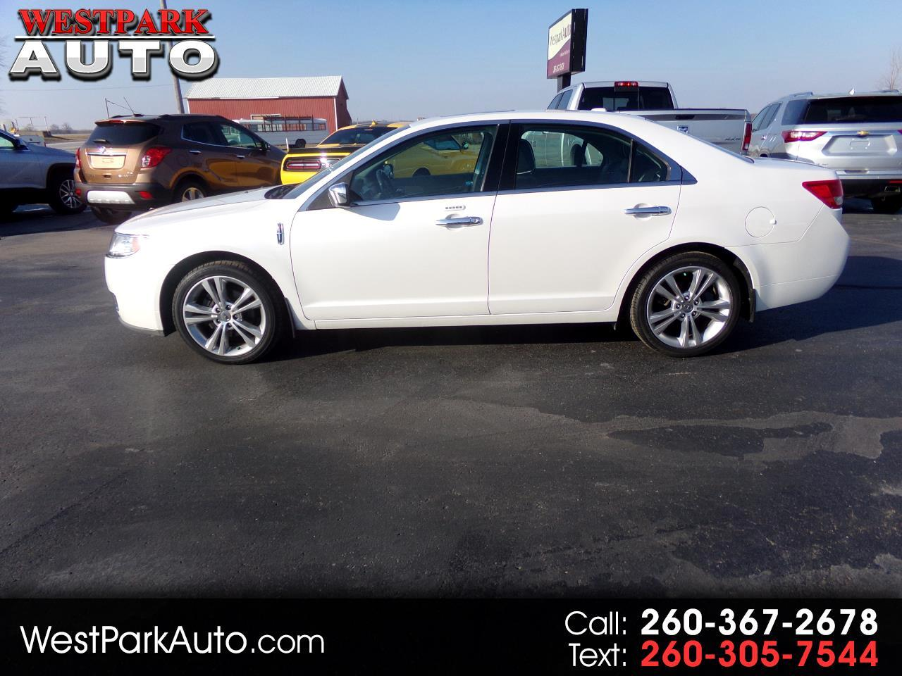 2012 Lincoln MKZ 4dr Sdn AWD