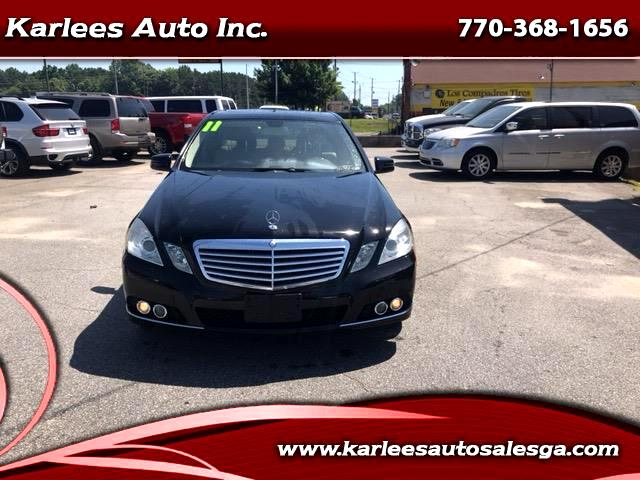2011 Mercedes-Benz E350 Base
