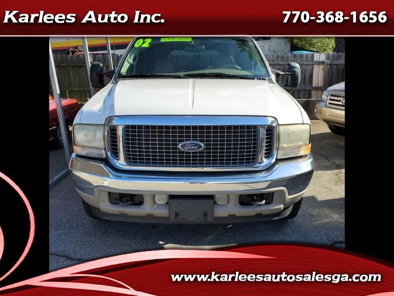 Ford Excursion Limited 5.4L 2WD 2002