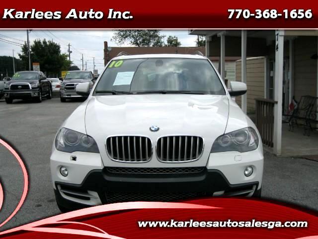 BMW X5 xDrive35d 2010