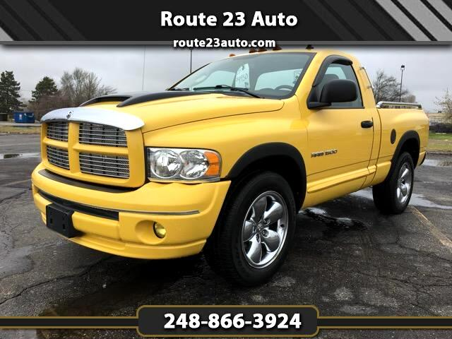 2005 Dodge Ram 1500 Laramie Long Bed 2WD