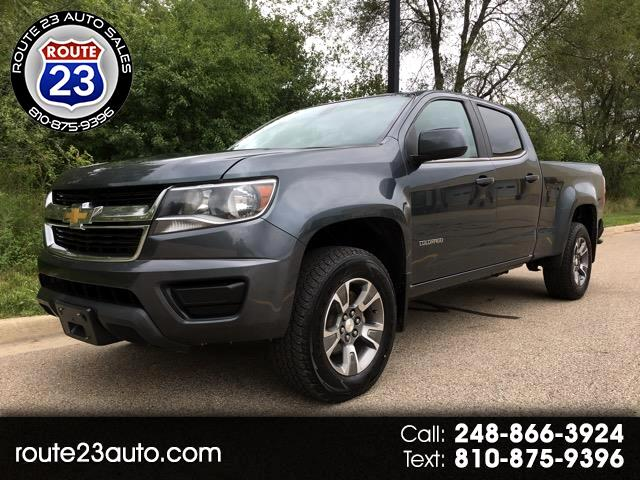 2015 Chevrolet Colorado WT Crew Cab 4WD Long Box
