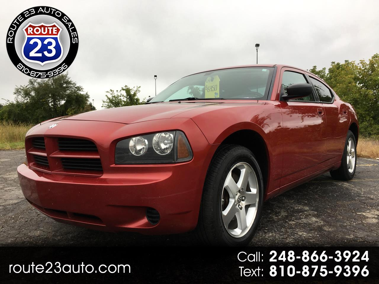 2009 Dodge Charger SE AWD