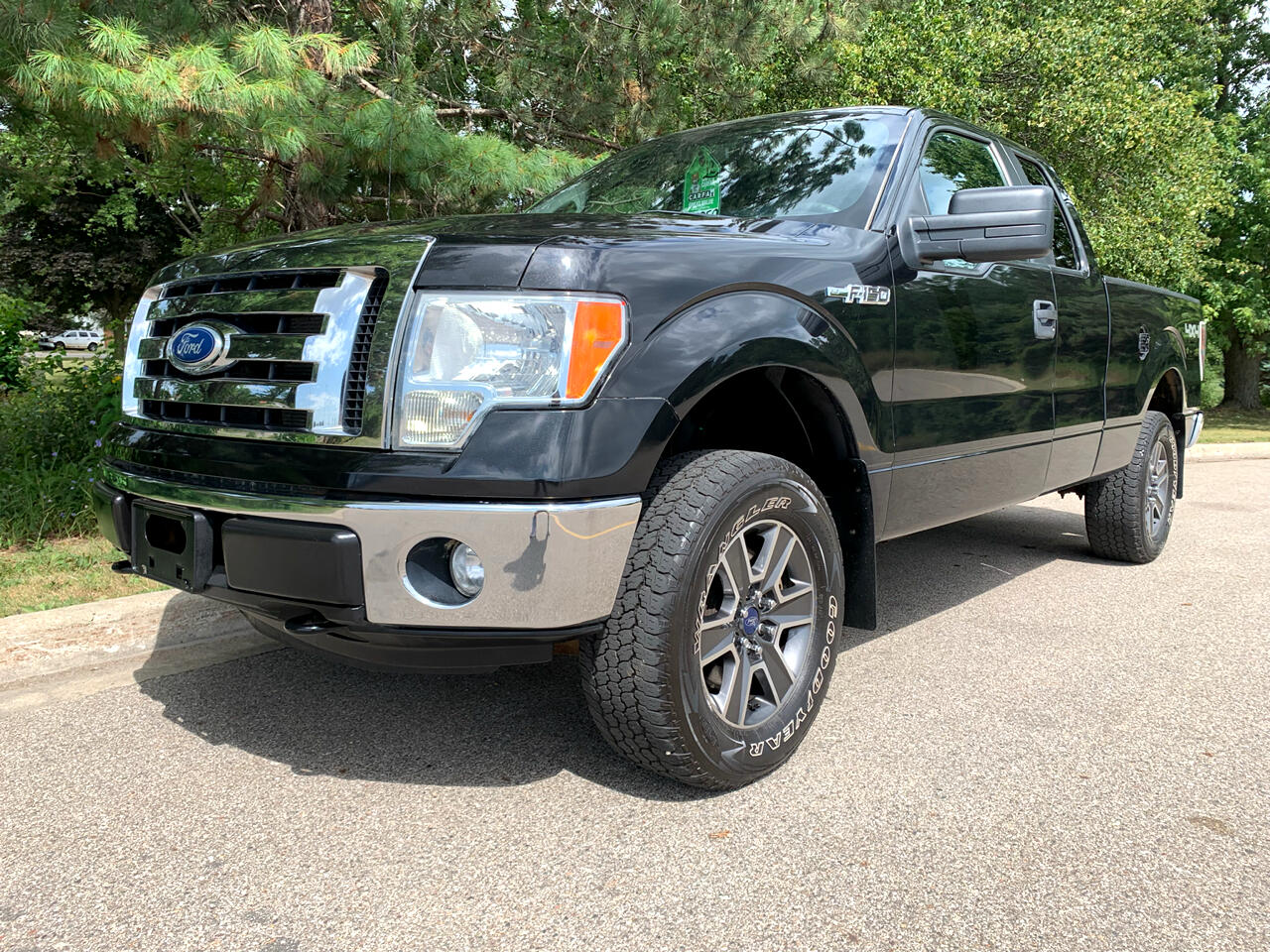 2012 Ford F-150 XLT SuperCab Short Box 4WD
