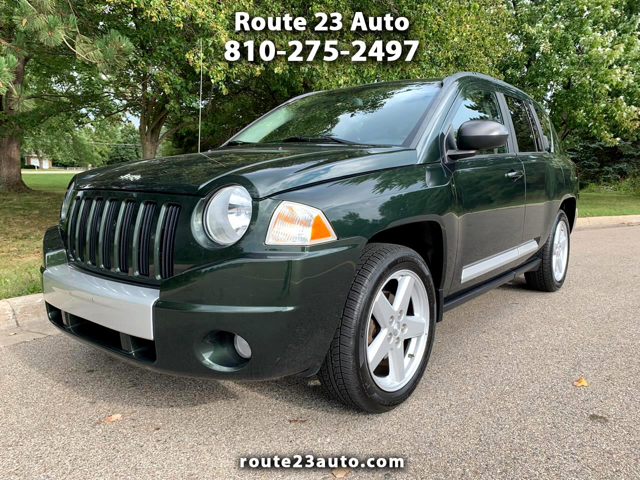 Used Tires Flint Mi >> Used 2010 Jeep Compass Limited 4wd For Sale In Flint Mi