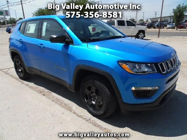 2018 Jeep Compass Sport FWD
