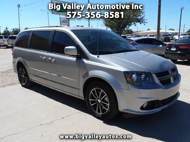 2017 Dodge Grand Caravan GT Wagon Fleet