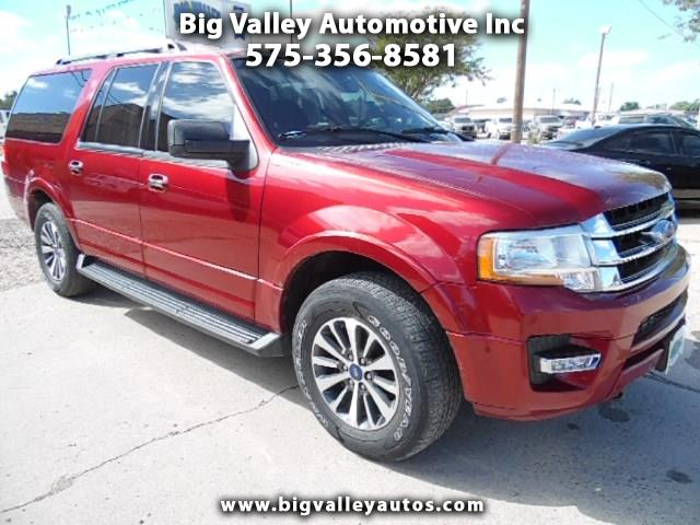 2015 Ford Expedition EL 4WD 4dr XLT