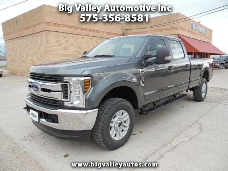 2019 Ford Super Duty F-350 SRW XL 4WD Crew Cab 6.75' Box