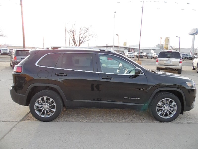 Jeep Cherokee Latitude Plus FWD 2019