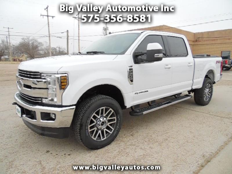 2019 Ford Super Duty F-250 SRW XL 4WD Crew Cab 6.75' Box