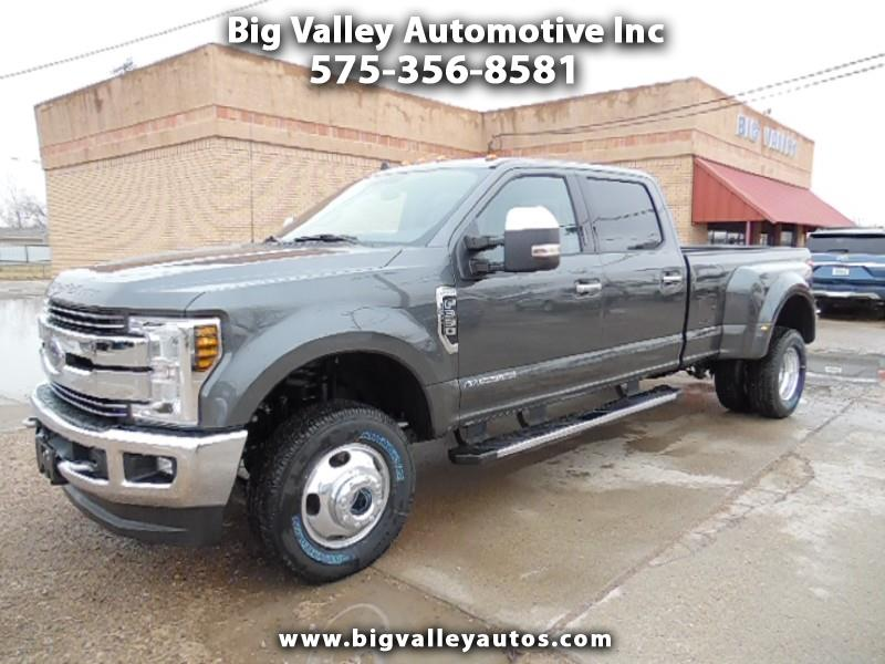 2019 Ford Super Duty F-350 DRW XL 4WD Crew Cab 8' Box