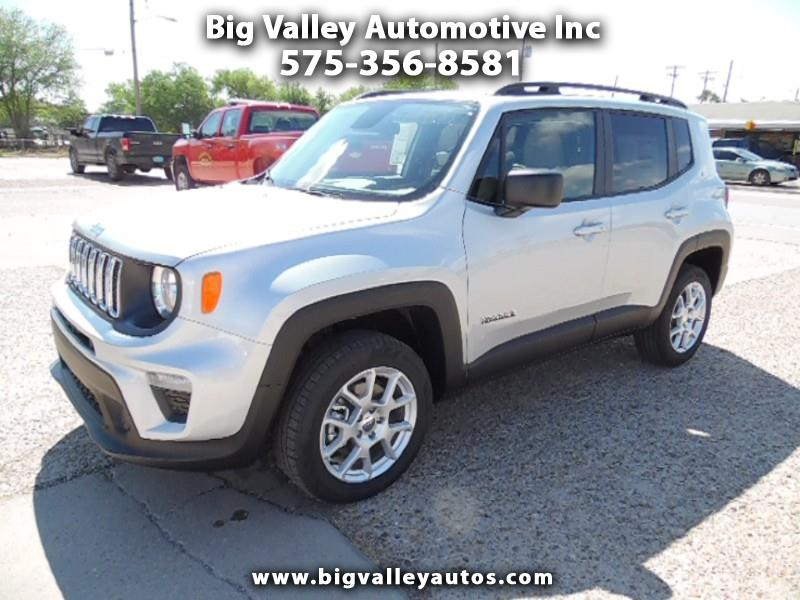 Jeep Renegade Sport 4x4 2019