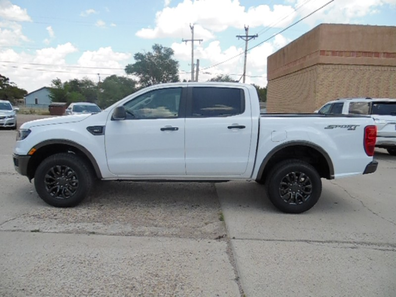 2019 Ford Ranger XL 4WD SuperCrew 5' Box