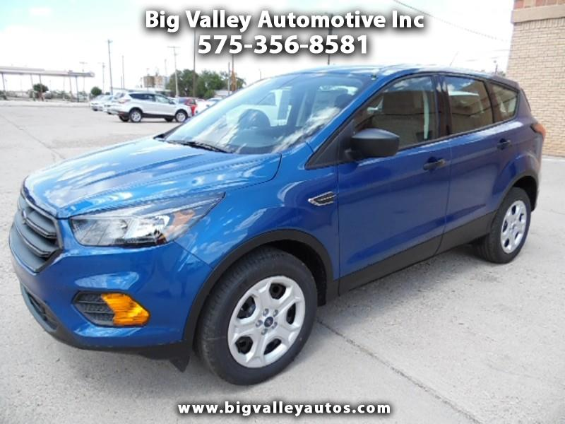 Ford Escape S FWD 2019