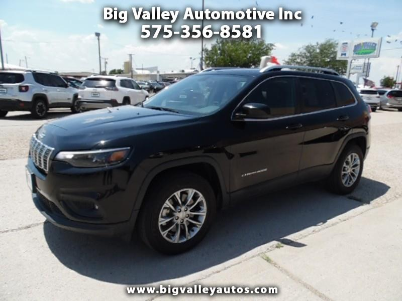 Jeep Cherokee Latitude Plus 4x4 2019