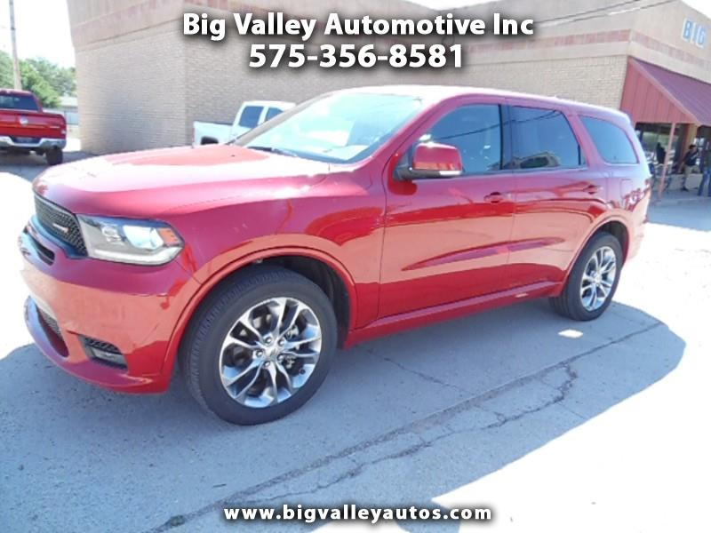 2019 Dodge Durango GT Plus AWD