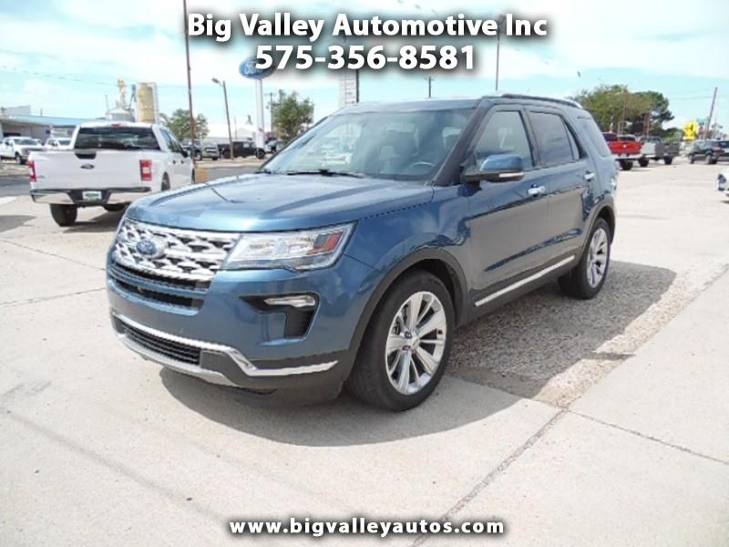 Ford Explorer Limited FWD 2019