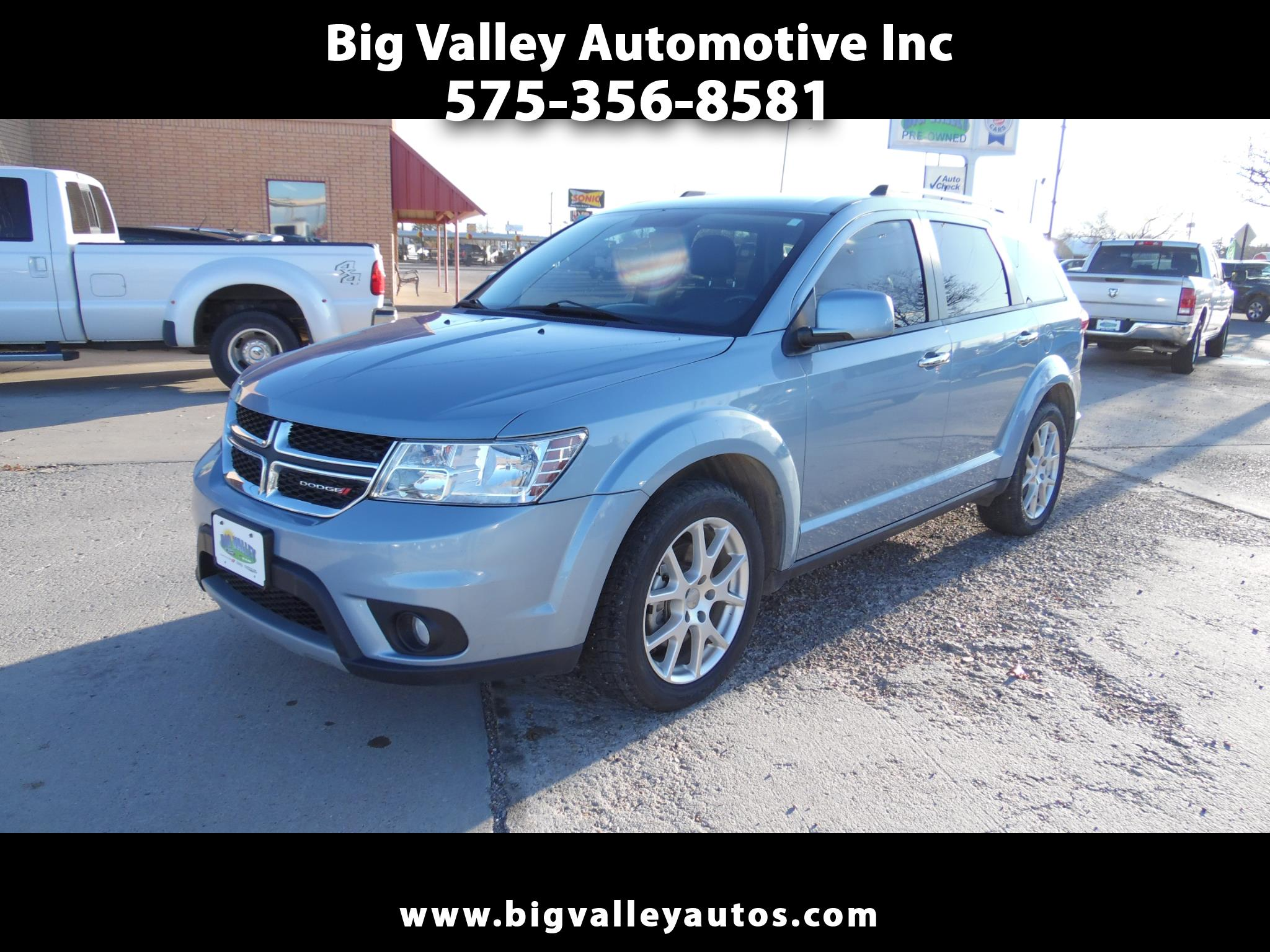 Dodge Journey FWD 4dr Crew 2013