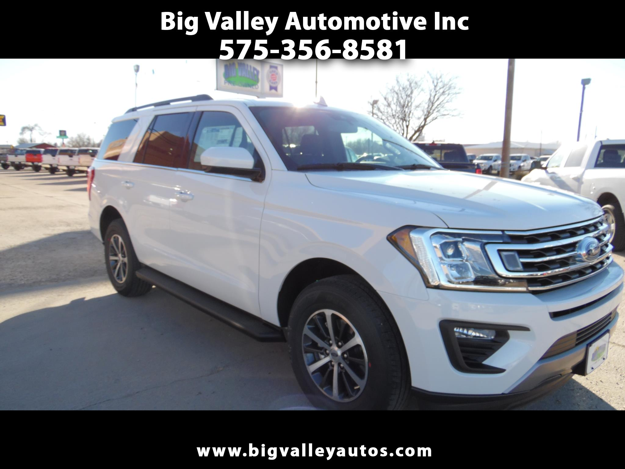Ford Expedition XLT 4x2 2020