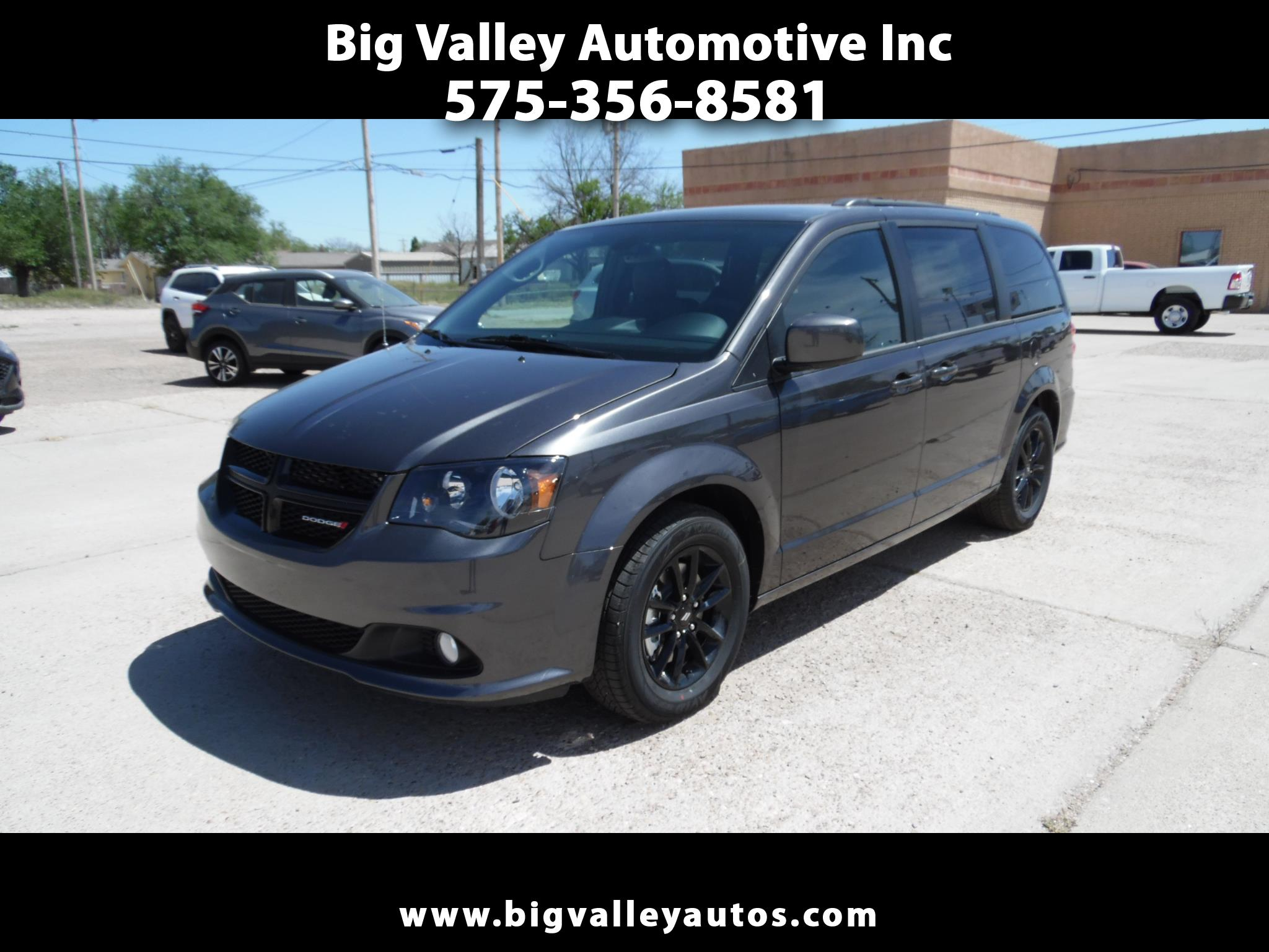 Dodge Grand Caravan SXT Wagon 2020