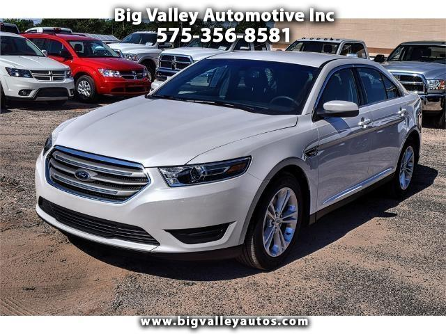 2017 Ford Taurus SEL FWD