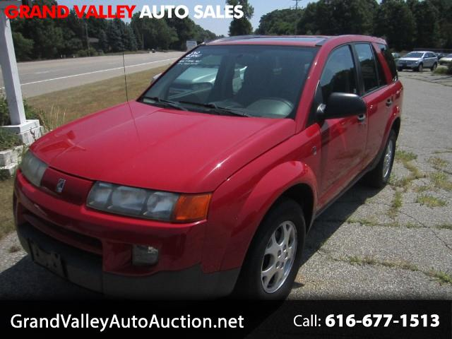 Used 2002 Saturn Vue For Sale In Grand Rapids Mi 49534 Grand Valley