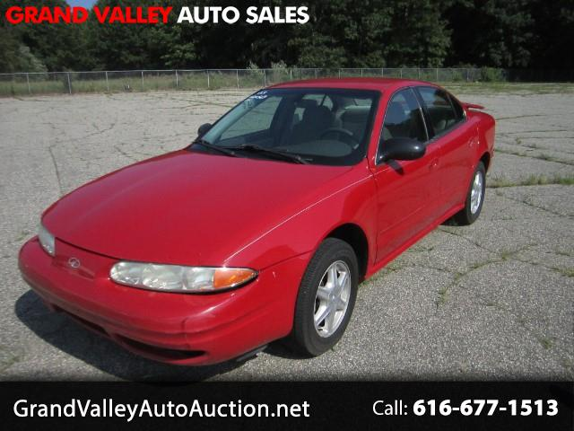 2003 Oldsmobile Alero GL1 Sedan