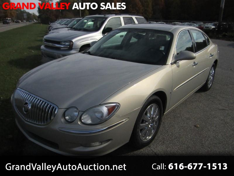 2009 Buick LaCrosse 4dr Sdn CXL