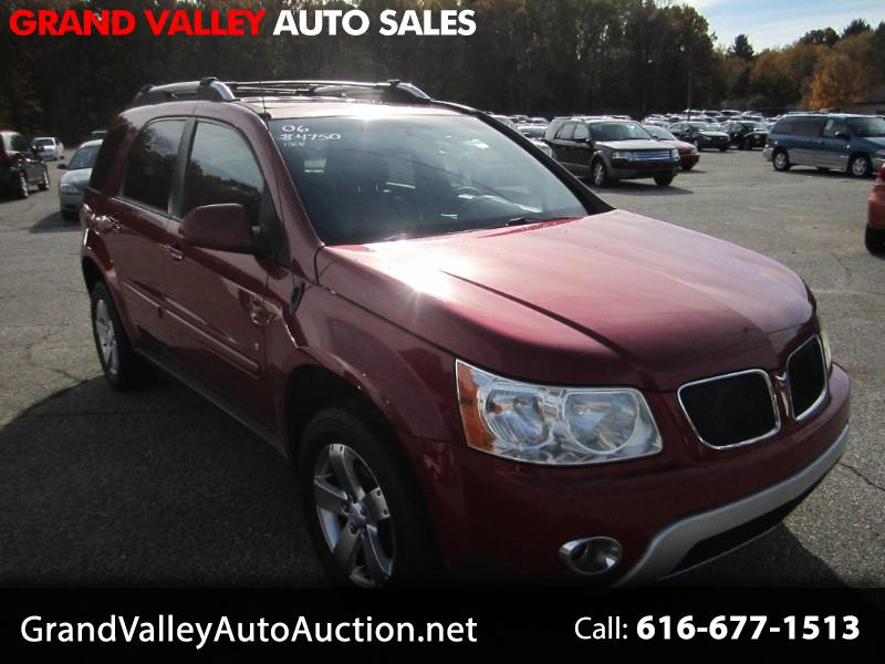 2006 Pontiac Torrent FWD 4dr