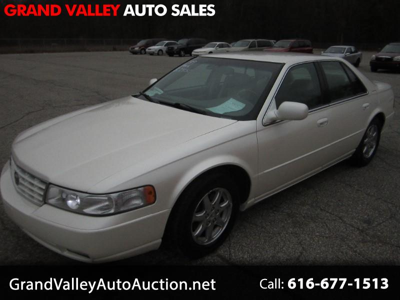 1999 Cadillac Seville 4dr Touring Sdn STS