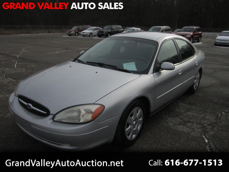 used 2000 ford taurus 4dr sdn se for sale in grand rapids mi 49534 grand valley auto sales. Black Bedroom Furniture Sets. Home Design Ideas