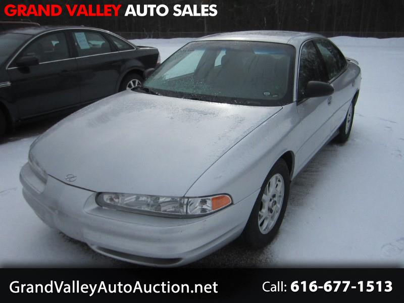 2002 Oldsmobile Intrigue 4dr Sdn GX