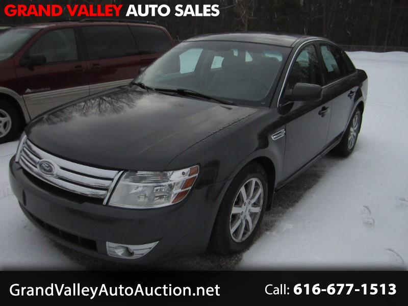 2008 Ford Taurus 4dr Sdn SEL AWD